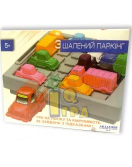 Настольная игра Безумный паркинг - kklab 8109