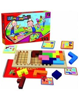 WINOMINO KIDS. Настольная игра - KKlab 30203