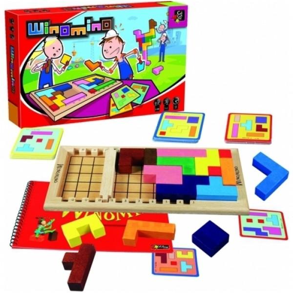 игра головоломка Winomino Kids 30203