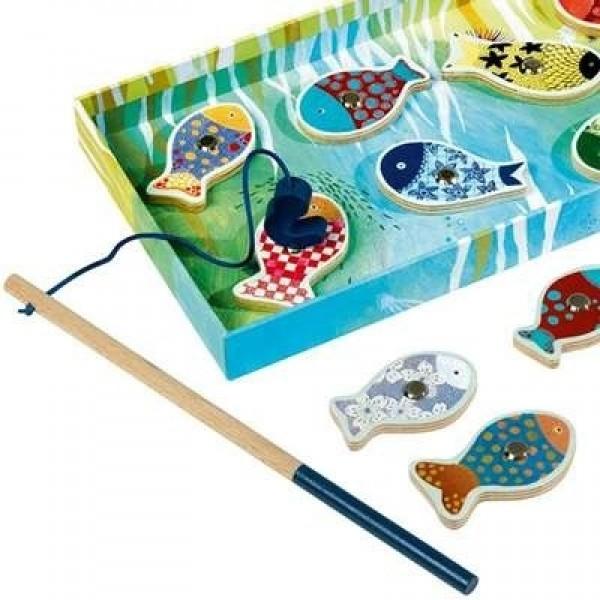 Магнитная игра «Веселая рыбалка» - DJ01650