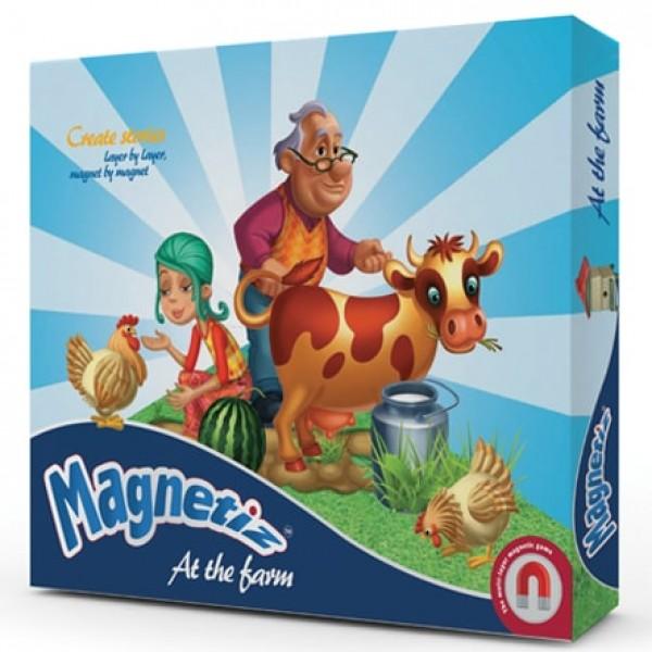 фото Игра на магнитах На ферме, Magnetiz - INB Маg 10