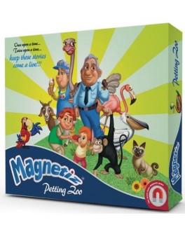Игра на магнитах В зоопарке, Magnetiz - INB Маg 11