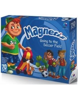 Игра на магнитах Футбол, Magnetiz - INB Маg 2