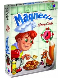 Игра на магнитах Юные шеф-повара, Magnetiz (без доски) - INB Маg 3