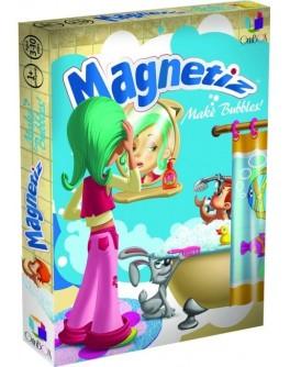 Игра на магнитах Пуская пузыри, Magnetiz (без доски) - INB Маg 4