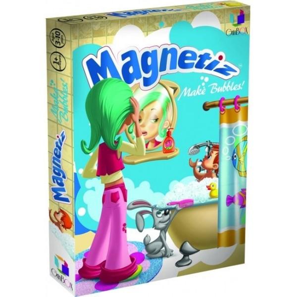 фото Игра на магнитах Пуская пузыри, Magnetiz (без доски) - INB Маg 4