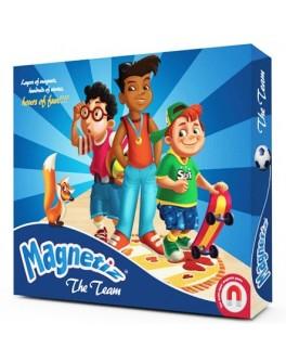Игра на магнитах Команда, Magnetiz - INB Маg 5
