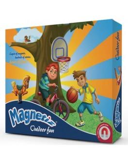 Игра на магнитах На улице, Magnetiz - INB Маg 8