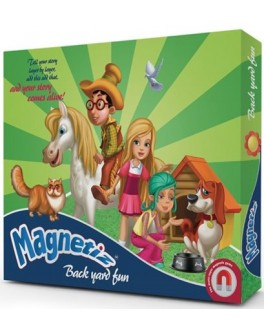 Игра на магнитах На заднем дворе, Magnetiz - INB Маg 9