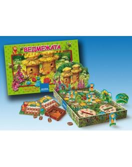 Мишки, пчелки и мед Настольная игра - BVL 80445