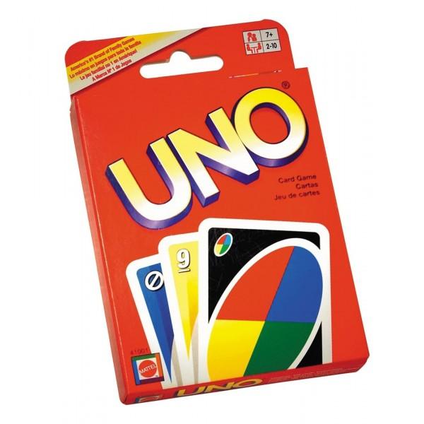 Карточная игра УНО UNO Mattel  - DTG 0137