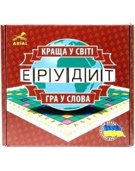 Настольная игра Эрудит. Украинская версия Arial (20446)