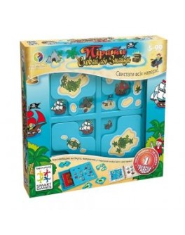 Пираты Настольная игра Smart Games