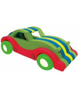 Игрушка-пазл Baby Great Машинка ретро (GB-G2) - SGR GB-G2