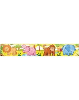 Деревянные пазлы Viga Toys Джунгли (50068VG) - afk 50068VG