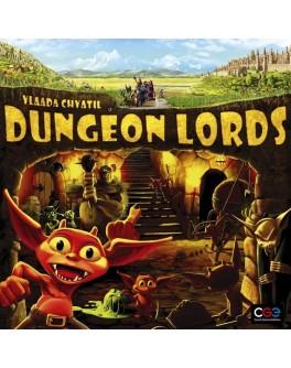Настольная игра Лорды Подземелий (Dungeon Lords)