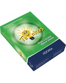 Thinkers 12-16 лет Логика - pi Th-1203