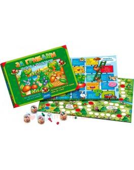 За грибами Настольная игра - BVL 80285