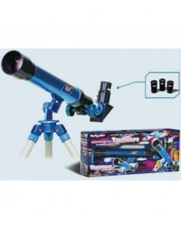 Телескоп 20х, 30х, 40х со штативом - ZD 2301