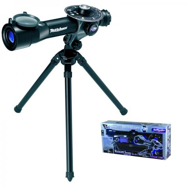 фото Телескоп со штативом 30х с компасом - ZD 2380