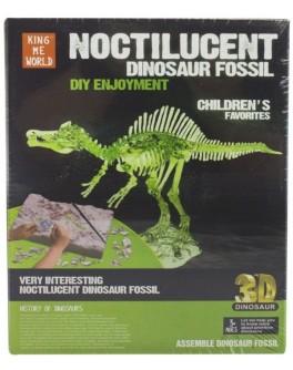 Розкопки динозаврів King me world Велоцираптор (801)