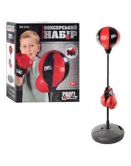 Боксерский набор Profi MS 0333 - mpl MS 0333