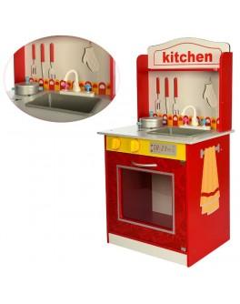 Деревянная игрушка Кухня Kitchen (MD 1207) - mpl MD 1207