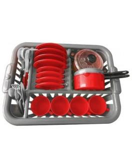 Детский набор посуды Iriska 5 Орион (103) - mlt 103