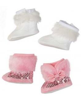 Обувь для куклы BABY BORN - СТИЛЬНАЯ ЗИМА (1 пара, в ассорт.) - KDS 823880
