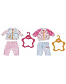 Набор одежды для куклы BABY BORN - СПОРТИВНЫЙ КЭЖУАЛ - KDS 824542