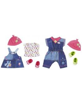 Набор одежды для куклы BABY BORN - МОДНЫЙ ДЖИНС - KDS 824498