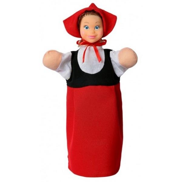 Кукла-рукавичка Красная шапочка B074