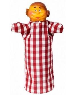 Кукла-рукавичка Колобок