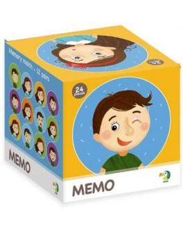 Настольная игра мемо DoDo Эмоции (300144) - dodo 300144