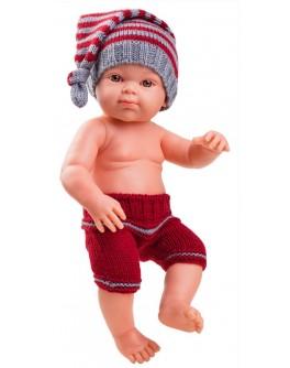 Кукла-пупс Paola Reina Девочка в красном 32 см (05100) - kklab 05100
