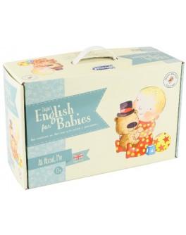 Комплект для обучения детей английскому языку. Skylark English. All About Me - Um У-S01