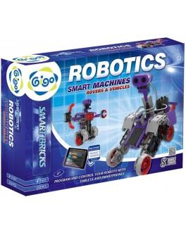 Конструктор Gigo Робототехника Умные машины (7437) - afk 7437