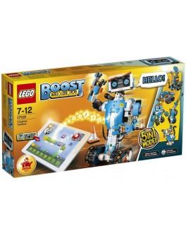 Набор для конструирования и моделирования 5в1 LEGO Boost (17101) - BVL 17101