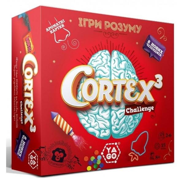 настольная игра Кортекс 3 YaGo