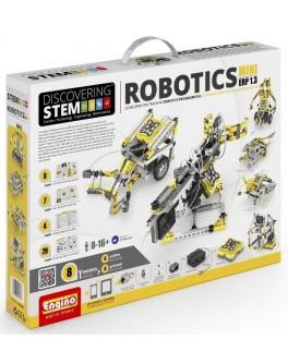 Конструктор Engino STEM - Робототехника 6 в 1 - KDS STEM60