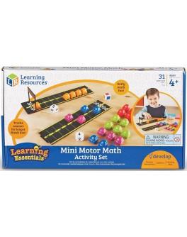 Математическая игра с мини-машинками Learning Resources - TFK машинки