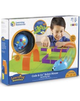 Игровой STEM-набор Мышка в лабиринте (программируемая игрушка) Learning Resources