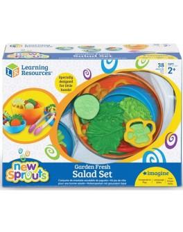 Игровой набор Овощной салат Learning Resources LER5558 - KDS LER9745-D