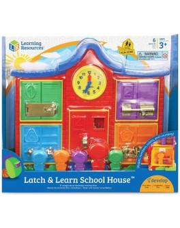 Развивающий бизиборд Занимательная школа Learning Resources LER7736 - KDS LER7736