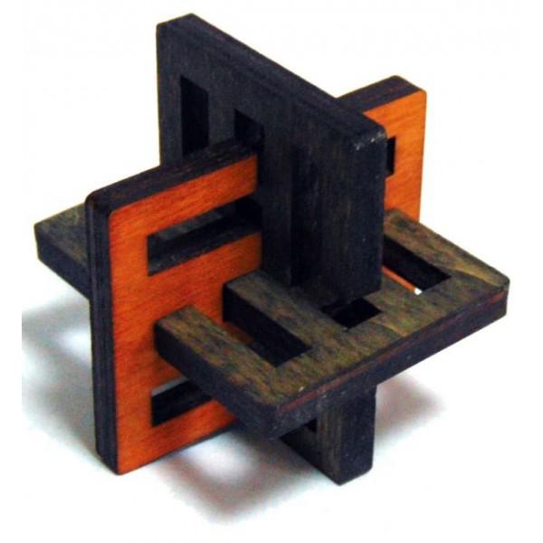 3D-головоломка Крест Акиямы