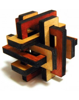 3D-головоломка деревянная Tiara - kgol 0307