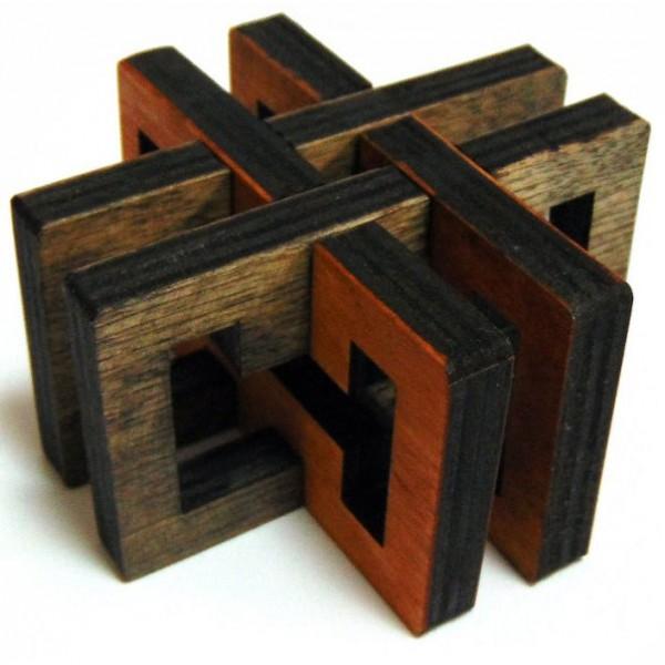 3D-головоломка Перекресток