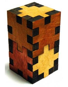 3D-головоломка деревянная Башня замка - kgol 0301