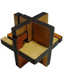 3D-головоломка деревянная Суперсимметрия - kgol 0311
