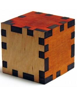 3D-головоломка деревянная Куб 8х8